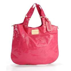 timi & leslie Sweetums Tote Convertible Baby Bag - Pink