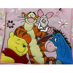 Disney Baby Pooh Pink Girls Large Diaper Bag