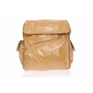 Baby Bee Bags Fabian Sky Brown Designer Baby Diaper Tote