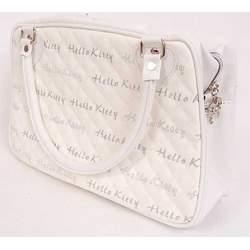 Hello Kitty Shopping Shoulder Bag Handbag White