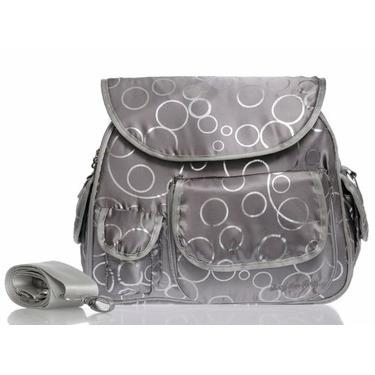 Baby Bee Bags Circles of Love Designer Baby Diaper Tote