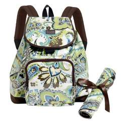 Ricky Backpack Diaper Bag
