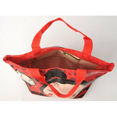 Pucca & Garu Medium Lunchbox Bag Tote Handbag