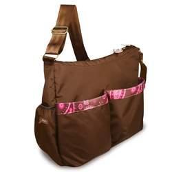 Bumkins Deluxe Diaper Bag, Paisley