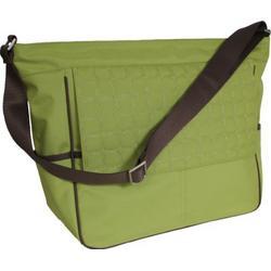 Colore Cushion Quilt Diaper Bag (Green)