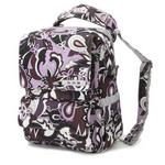 Ju Ju Be Purple Paisley Pack a Be - JUJ045