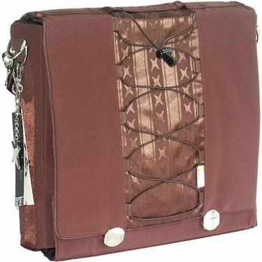 gr8x Baby Traveller Boutique Diaper Bag - Jacquard - Black