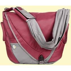 Go Gaga Messenger Bag Cayenne Diaper Bag
