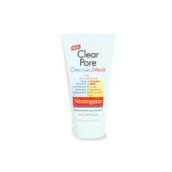 Neutrogena Clear Pore Cleanser/Mask, 4.2 fl oz