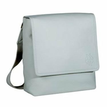Halmen LSD305 Lassig Faux Leather Fashion Saddle Diaper Bag