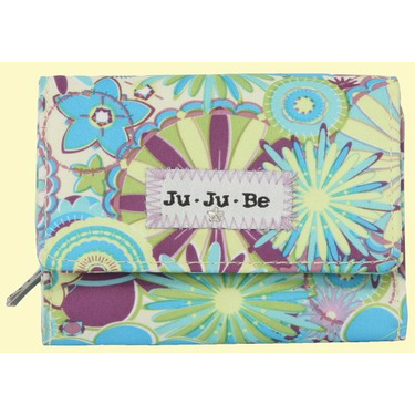 Ju Ju Be Be Thrifty Dizzy Daisies Wallet