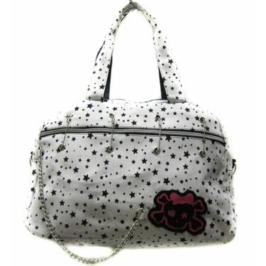 Little Black Star Purse Shoulder Tote Hand Bag