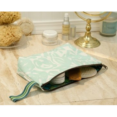 Aidan Organic Cotton & Hemp Wrist Bag