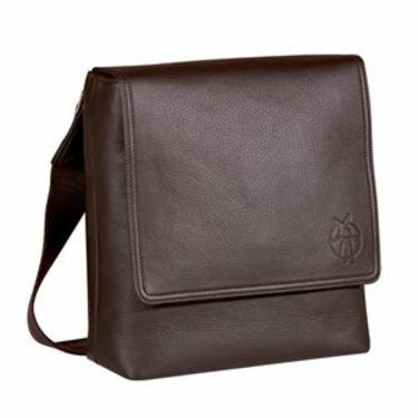 Halmen LSD306 Lassig Faux Leather Fashion Saddle Diaper Bag