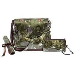 Mia Brocade Diaper Bag