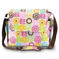Fun Flower Diaper Bag