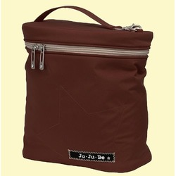 Ju Ju Be Fuel Cell Brown Champagne Lunch Bag