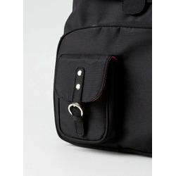 Blase's Bebe Mi Amour Black Backpack Designer Diaper Bag