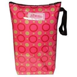 2 Red Hens Diaper Pack, Pink Lemonade