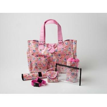 Sophie's Pink Designer Diaper Bag Carry All