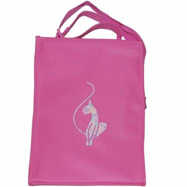 Baby Phat Pink Hearts Tote Diaper Bag