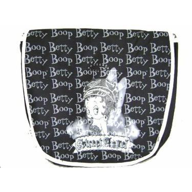 Betty Boop Large Messenger Tote Bag / Diaper Bag New