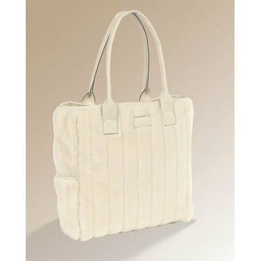 Bearington Baby Creme De La Cream Diaper Bag