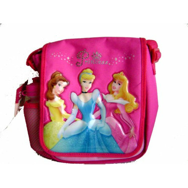 Disney Princess Cinderella Lunch Tote Bag Lunchbox New