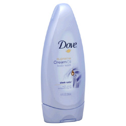Dove CreamOil Body Wash