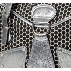 Mia Bossi MB118 Maria Diaper Bag in Disco