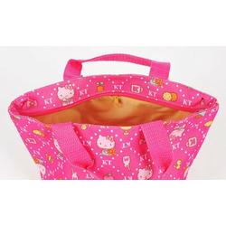 Hello Kitty Handbag Lunchbox Bento Bag Tote Rose