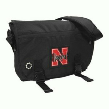 DadGear Messenger Bag - University of Nebaska