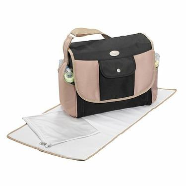 Evenflo Messenger Diaper Bag