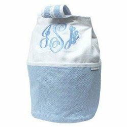 Pique - Blue Diaper Bag - Backpack
