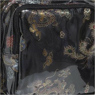 Dhyani Brocade Backpack Diaper Bag