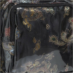 Dhyani Brocade Backpack Diaper Bag