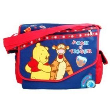 Pooh & Tigger Moose Trails Diaper Bag