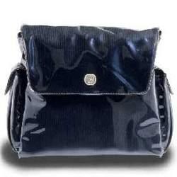 Black Cord Mothership Diaper Bag