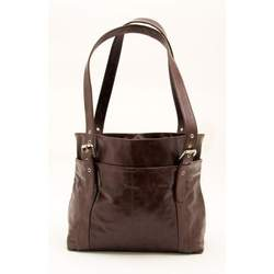 Ramalama Ava Diaper Bag in Chocolate
