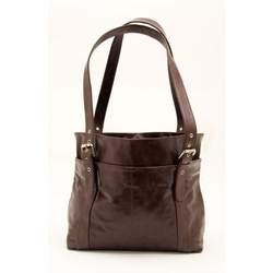 Ramalama Ava Diaper Bag in Chocolate
