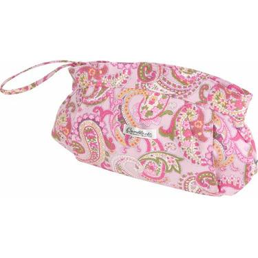 Bumble Bags Eco-Friendly Paige Purse, Pink Paisley