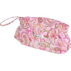 Bumble Bags Eco-Friendly Paige Purse, Pink Paisley