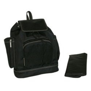 Diaper Backpack - Black