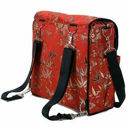 Sunset Dragon Backpack Diaper Bag