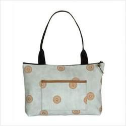 Ruby Bag Fabric: Velvet Ocean