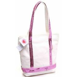 Super Lover Beautiful Pink Shoulder Canvas Bag S14