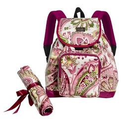 Lucy Backpack Diaper Bag