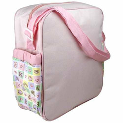 Care Bears Baby Mini Pink Rainbow Diaper Bag / Cooler