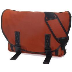 DadGear Classic Diaper Bag (Rust)