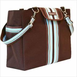 Lexington Bag in Cocoa Sky